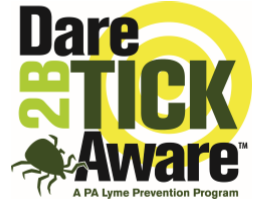 Dare 2B Tick Aware Logo